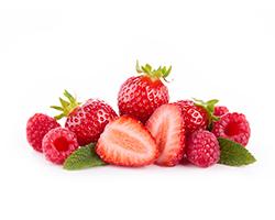 Erdbeere & Himbeere