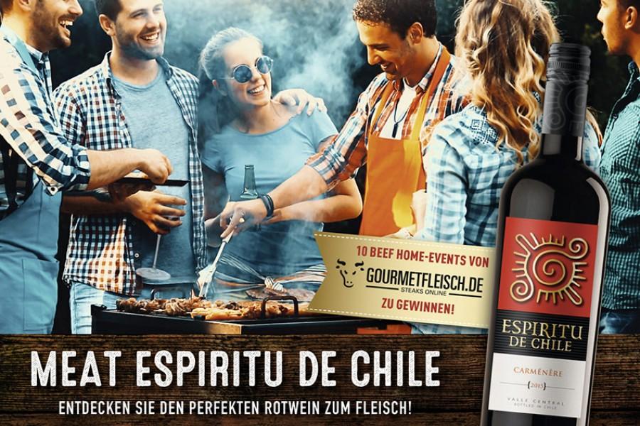 """Meat Espiritu de Chile"""