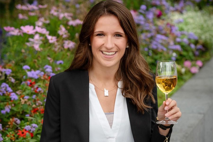 Interview mit der Binger Weinkönigin