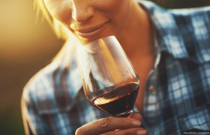 Geschmacksrichtungen von Wein