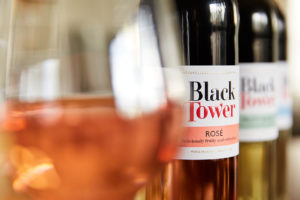 Black Tower Rose + range