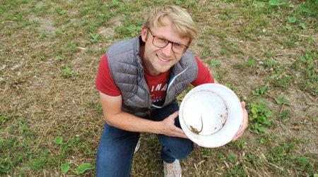 Neue Heimat für streng geschützte Zauneidechsen