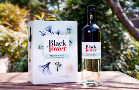 Griff ins Regal: Erfolgreicher Relaunch für Black Tower