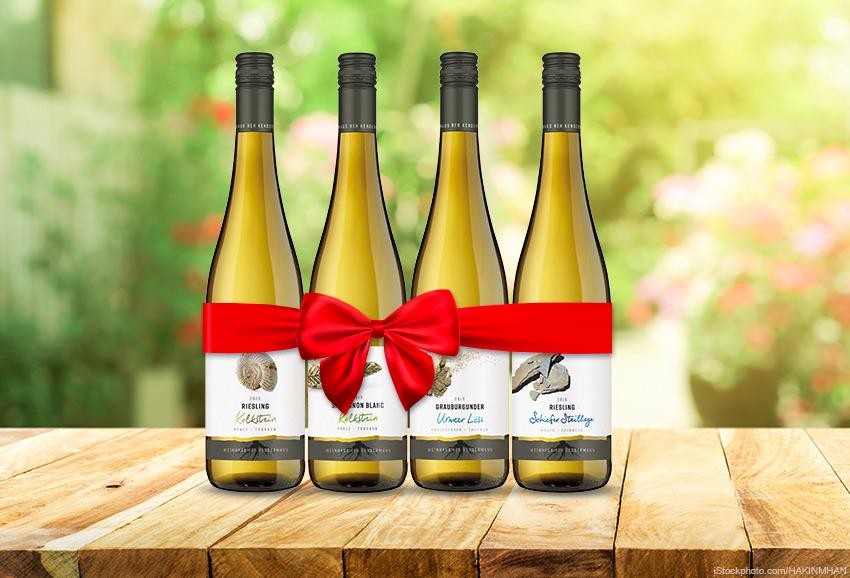 Verlosung von Weinpaketen: Gewinner stehen fest